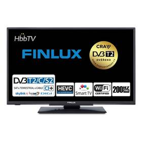 Finlux 28FHB5661 černá + Doprava zdarma