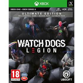 Ubisoft Xbox One Watch Dogs Legion Ultimate Edition (USX384110)