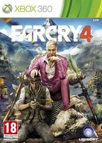 Ubisoft Xbox 360 Far Cry 4 (USX2016900)