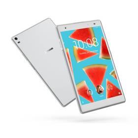 """Lenovo TAB4 8"""" PLUS Wi-Fi (ZA2E0082CZ) bílý + Doprava zdarma"""