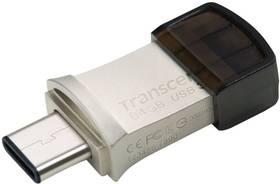 Transcend JetFlash 890 64GB (TS64GJF890S) stříbrná
