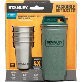 Stanley Set 4 ks panákov v nerezovom puzdre (379338)