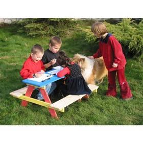 Dětský zahradní nábytek Rojaplast dětský PIKNIK