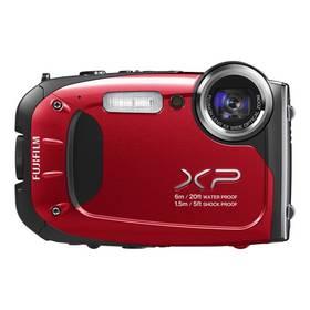 Digitální fotoaparát Fuji FinePix XP60 (16318588) červený