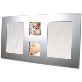 Happy Hands Large frame Silver stříbrná