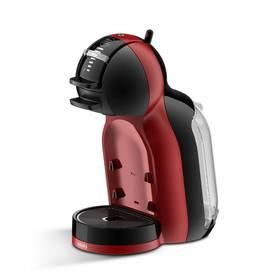 Krups NESCAFÉ® Dolce Gusto™ Mini Me KP120H31 černé/červené + Doprava zdarma