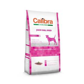 Calibra Dog Grain FreeJunior Small Breed Duck 2kg
