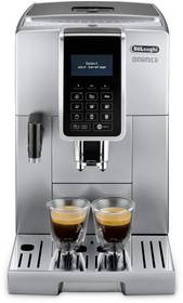 DeLonghi Dinamica ECAM 350.75 S stříbrné Káva DeLonghi Kimbo Classic 1kg zrnková (zdarma) + Doprava zdarma