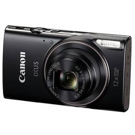 Canon IXUS 285 HS černý + Doprava zdarma
