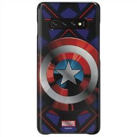 Samsung Captain America pro Galaxy S10+ (GP-G975HIFGHWC) čierny