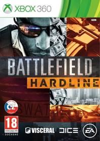 EA Xbox 360 Battlefield Hardline (EAX2001230)