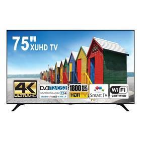 Televize Finlux 75FUC8560 černá