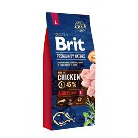 Brit Premium Dog by Nature Adult L 15 kg