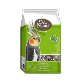 Deli Nature Premium PARAKEETS  Malý papoušek 1 kg
