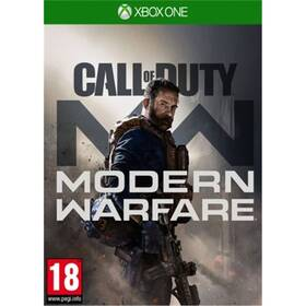 Activision Xbox One Call of Duty: Modern Warfare (CEX308560)