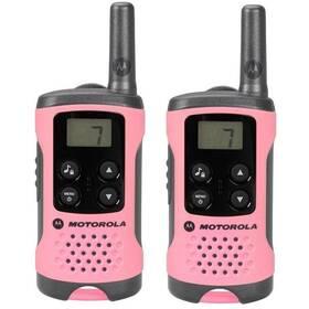 Motorola TLKR T41 (P14MAA03A1BN) růžový