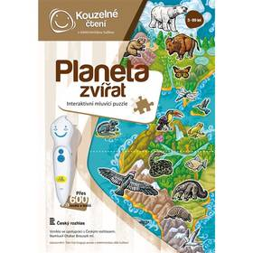 Albi Puzzle Planeta zvířat
