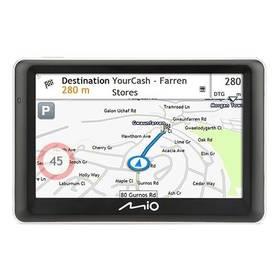 Navigační systém GPS Mio Spirit 7700 Full Europe Lifetime černá