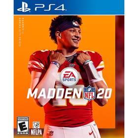 EA PlayStation 4 Madden NFL 20 (EAP448419)