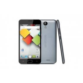 GoClever QUANTUM3 500 LTE Dual SIM (FQ3500) šedý