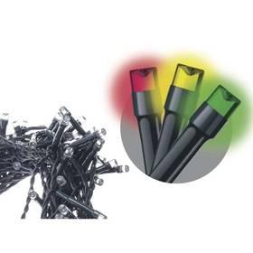 EMOS 50 LED, 2,5m, řetěz, multicolor (1534210030)