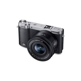 Samsung NX3000 + 16-50 mm OIS černý/stříbrný + Doprava zdarma