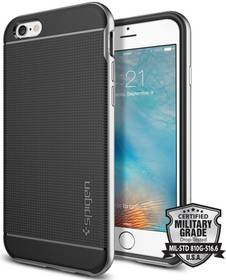Spigen Neo Hybrid Apple iPhone 6/6s (SGP11620) stříbrný + Doprava zdarma
