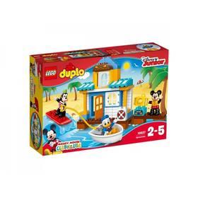 LEGO® DUPLO® Disney™ 10827 Mickey a jeho kamarádi v domě na pláži