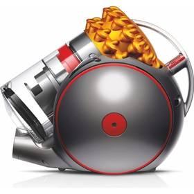 Dyson Big Ball Cinetic Multifloor 2 šedý/žlutý + Doprava zdarma