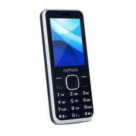 myPhone CLASSIC Dual SIM (TELMYCLASSICBK) černý (vrácené zboží 8800002297)