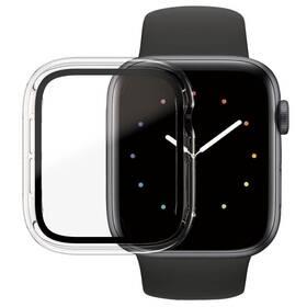 PanzerGlass Full Protection na Apple Watch 4/5/6/SE 44mm s rámečkem (3643) průhledné (vrácené zboží 8800969622)
