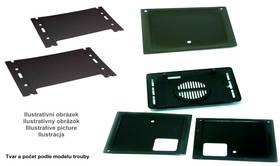 Príslušentvo pre rúry Baumatic SCL4KIT čierne