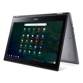 Acer Chromebook Spin 15 (CP315-1H-P76L) (NX.GWGEC.001) strieborný