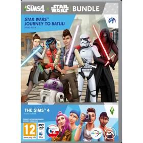 EA PC The Sims 4 Základní hra + Star Wars (EAPC05171)