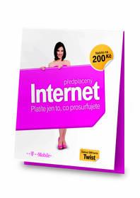 T-Mobile 200Kč Twist Online Internet (719057)