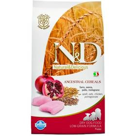N&D Low Grain DOG Puppy Chicken & Pomegranate 12 kg + Doprava zdarma