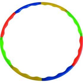 Fitness obruč Acra pr. 88cm barevná + Doprava zdarma