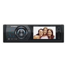 Autorádio s DVD Hyundai CRMD 7222 SU čierne