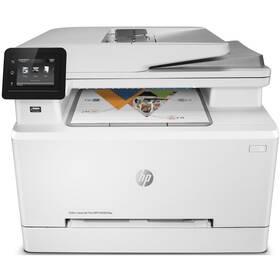 HP Color LaserJet Pro MFP M283fdw (7KW75A#B19) bílý