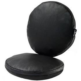 Doplněk k jídelní židličce Mima Moon sedací polštáře - černé