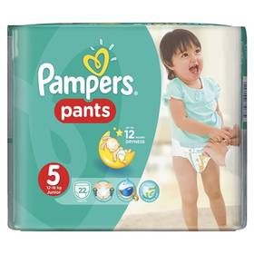 Pampers Carry Pack vel. 5, 22ks