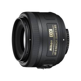Nikon NIKKOR 35 mm f/1.8G AF-S DX čierny