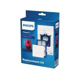 Philips PowerGO FC8001/01 bílá