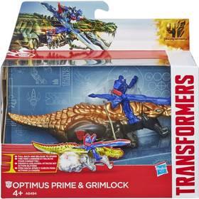 Transformers 4 Transformeři na zvířatech Hasbro