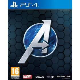 SQUARE ENIX PlayStation 4 Marvel's Avengers (5021290084896)