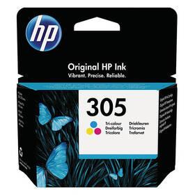 HP 305, 100 stran, CMY (3YM60AE)