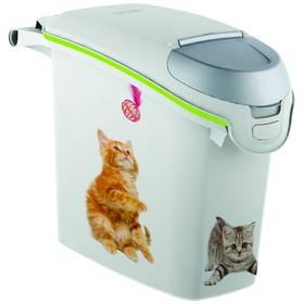Curver kontajner na 6 kg suchého krmiva pre mačky