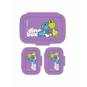 Tescoma Dino 3 ks fialové