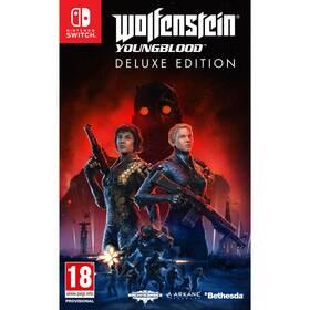 Bethesda Nintendo SWITCH Wolfenstein: Youngblood Deluxe Edition (5055856424888)