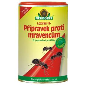 NEUDORFF Loxiran S proti mravencům 300 g